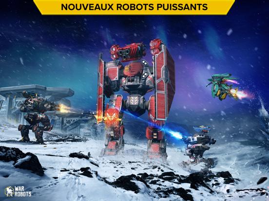 Screenshot #4 pour War Robots. PvP Multi-joueur