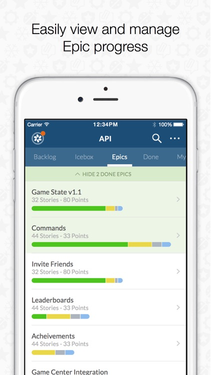 Pivotal Tracker screenshot-4