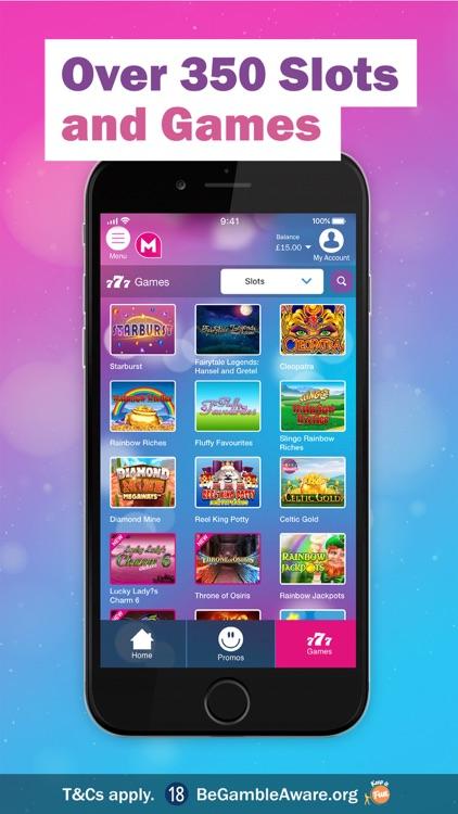 Free Slot Games At Mecca Bingo