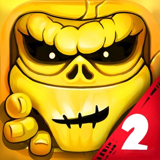 Zombie Run 2: Craft Fun Runner