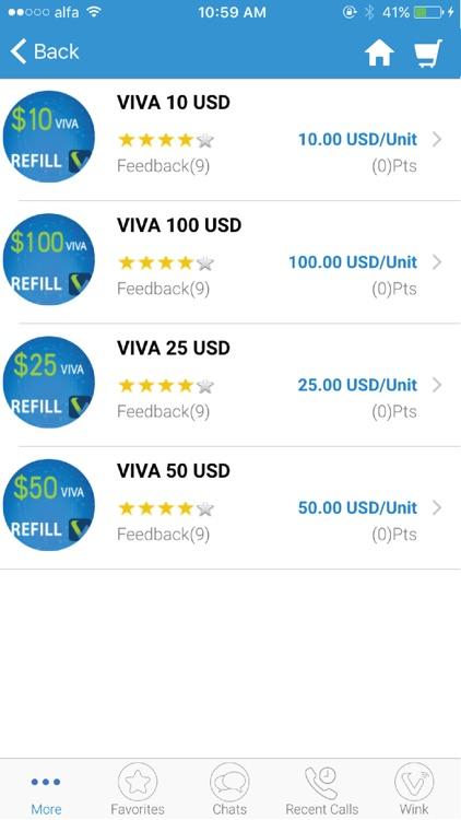 VIVA screenshot-3