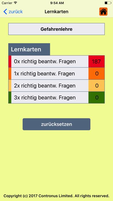 Screenshot for Auto - Führerschein 2019 in Germany App Store