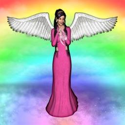 Send An Archangel Sticker Pack