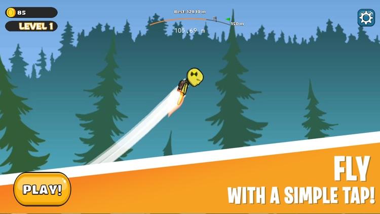 Jetpack Jumper© screenshot-0