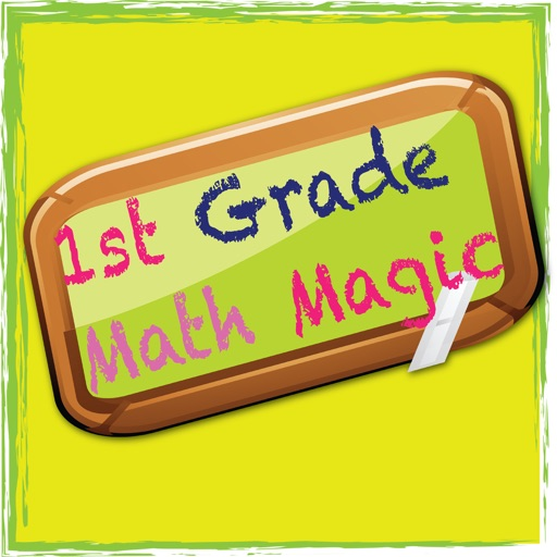 First Grade Math Magic