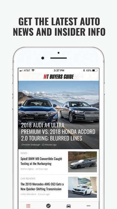 MOTOR TREND Buyer's Guide screenshot 5