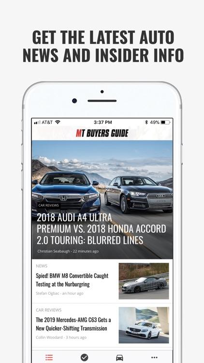 MOTOR TREND Buyer's Guide screenshot-4