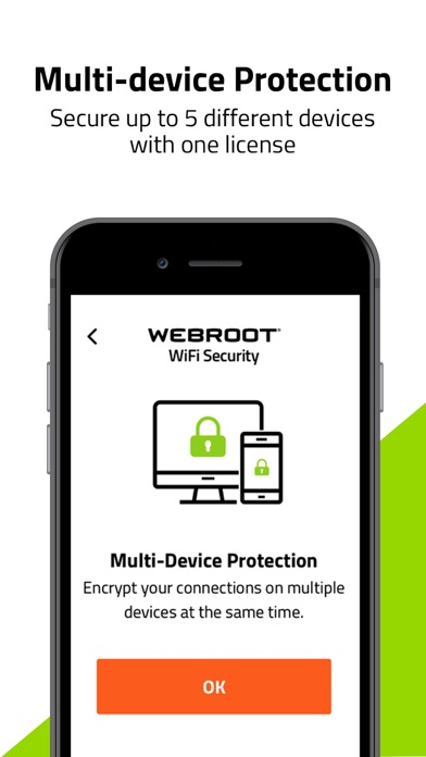 Webroot WiFi Security & VPN