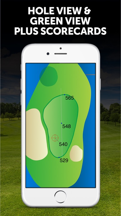 BirdieApps Golf GPS App screenshot-3