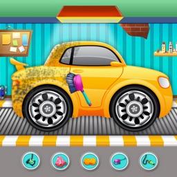 Car Wash & Repair Salon