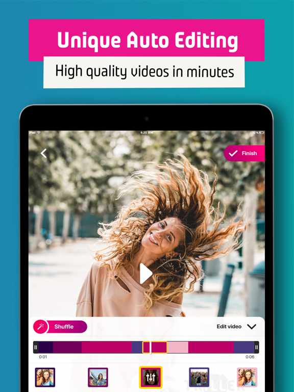 iPad Image of Triller: Social Video Platform
