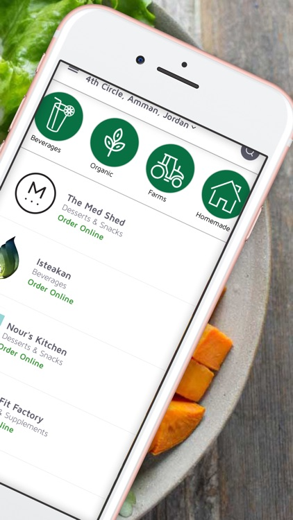 Noor: Healthy MarketPlace