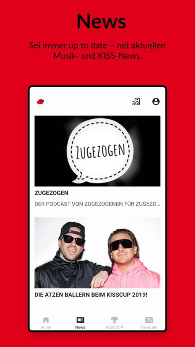 messages.download KISS FM – DER BEAT VON BERLIN software