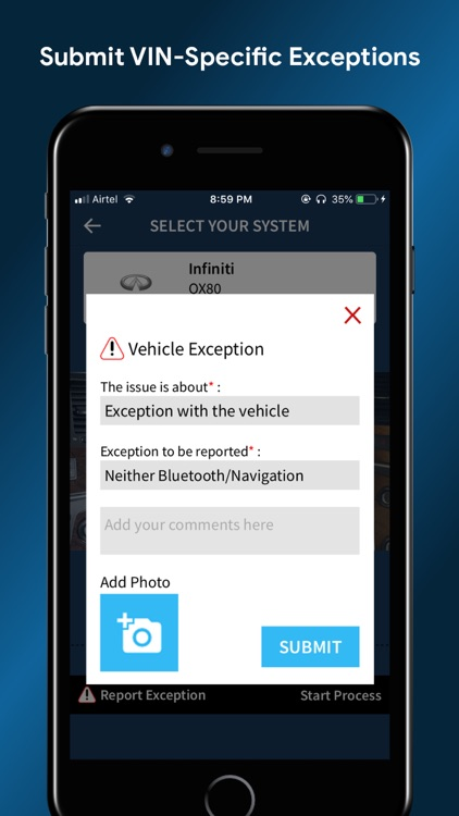 Privacy4Cars: delete car data screenshot-6