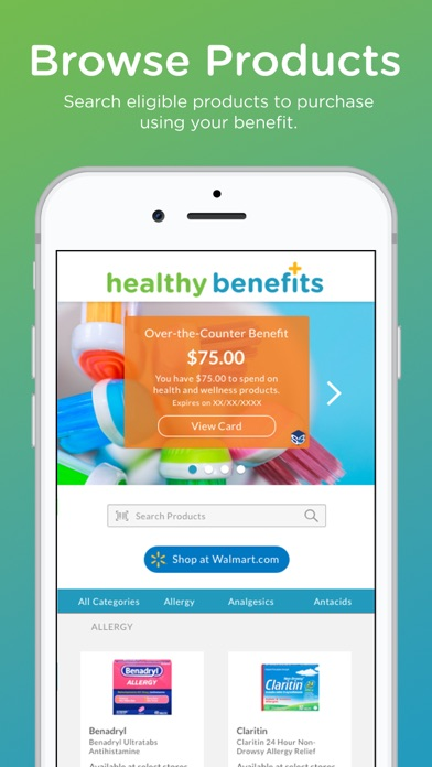 messages.download Healthy Benefits Plus software