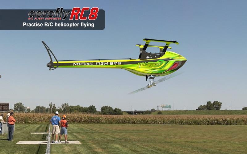 aerofly RC 8 - R/C Simulator screenshot 1