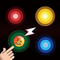 Shock my friends-Tap Roulette.