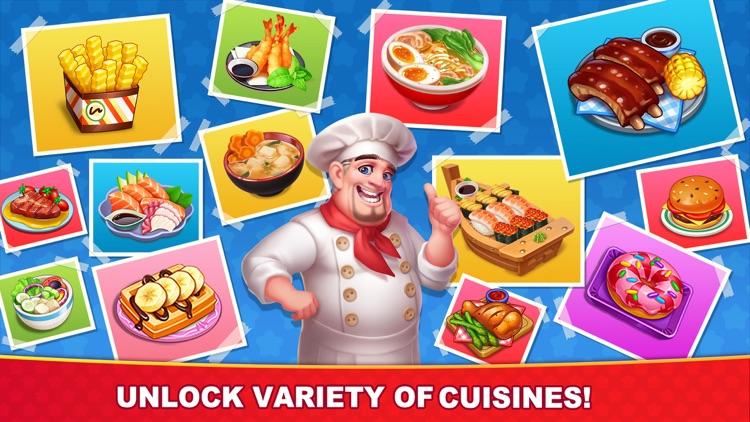 Cooking Hot Kitchen Crush screenshot-4
