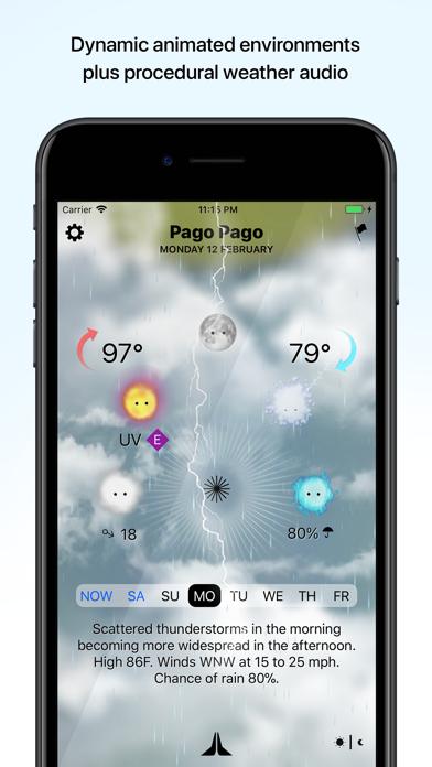 Weather Gods Screenshot