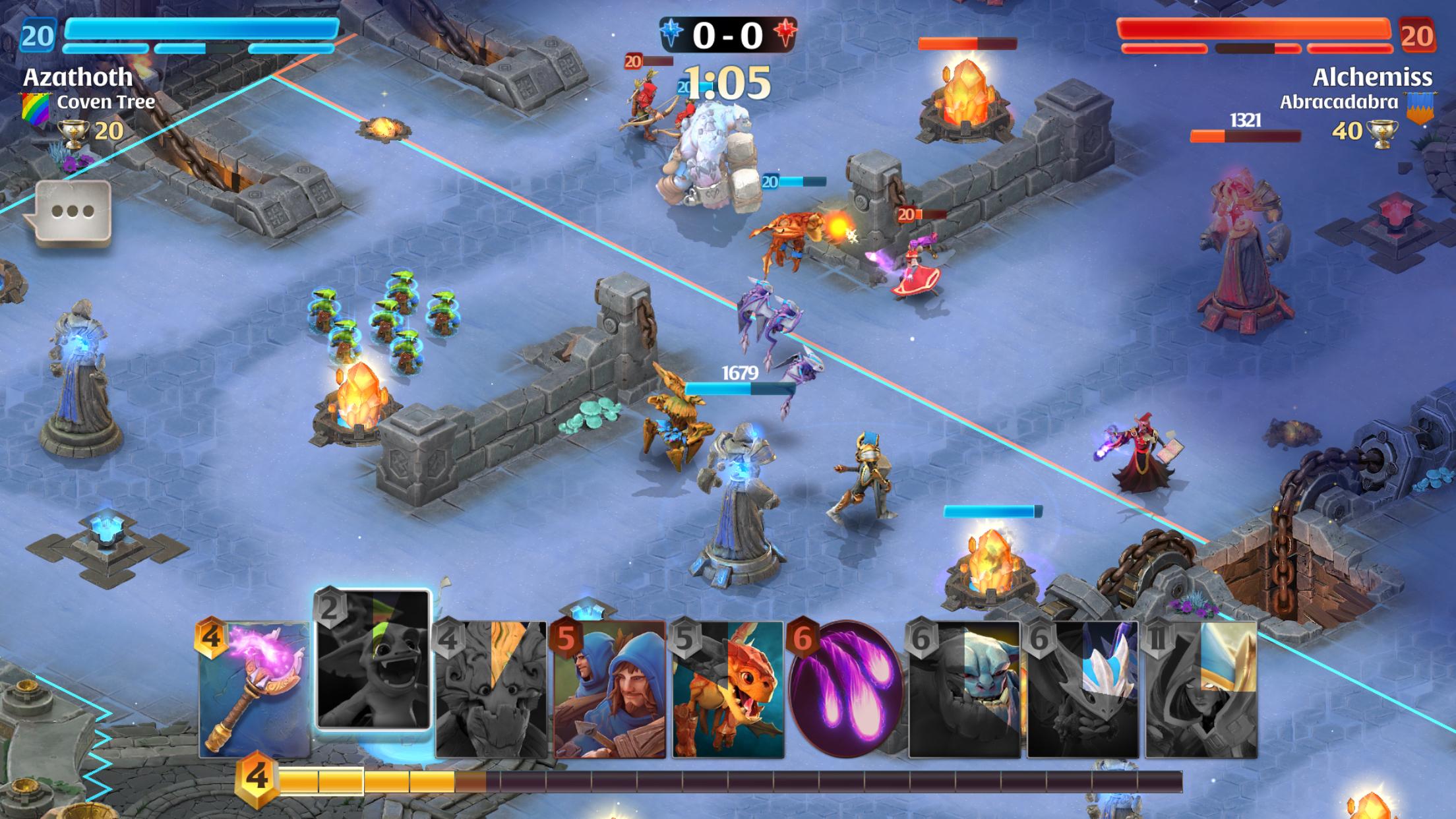 Arcane Showdown screenshot 6
