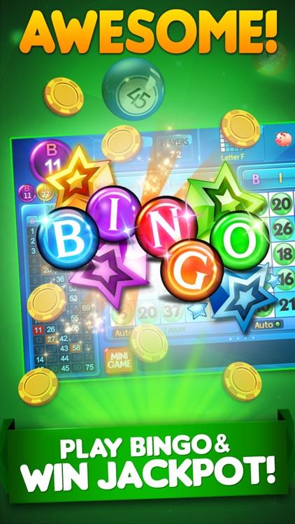 Bingo City 75: Bingo & Slots