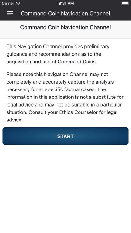 VCNO Standards of Conduct screenshot-3