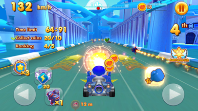 Masked Heroes: Kart Racing 3Dのおすすめ画像5