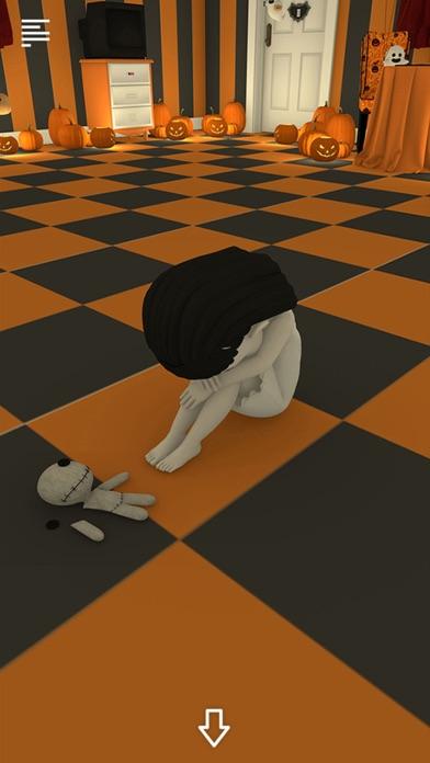 脱出ゲーム Spooky 雨と少女とぬいぐるみのおすすめ画像5