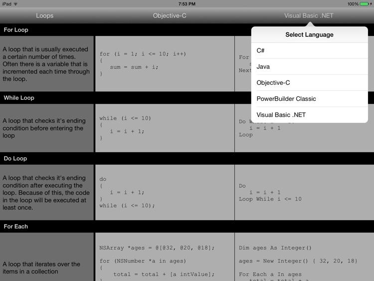 Coder's Stone screenshot-3