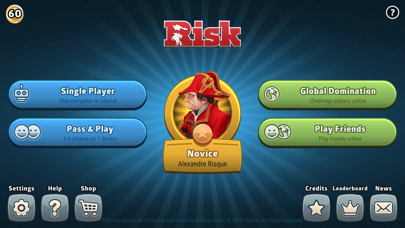 RISK: Global Domination for windows pc