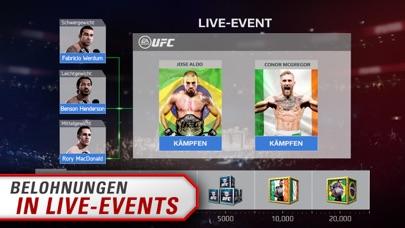 Herunterladen EA SPORTS™ UFC® für Android