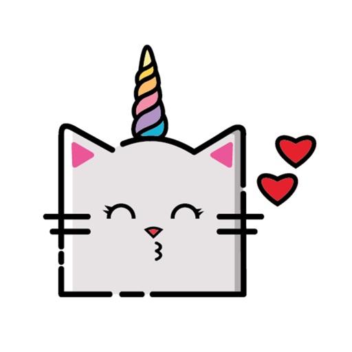 KittyCorn Emoji