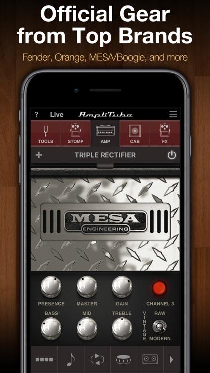 AmpliTube screenshot-6