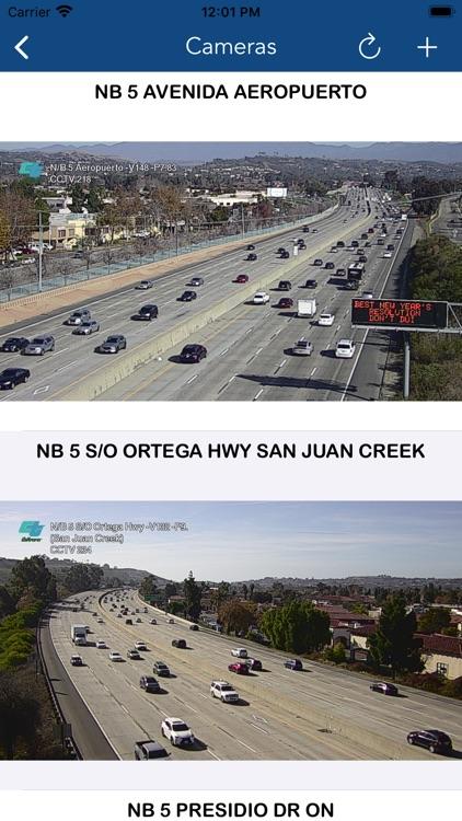 Road Conditions - California screenshot-5
