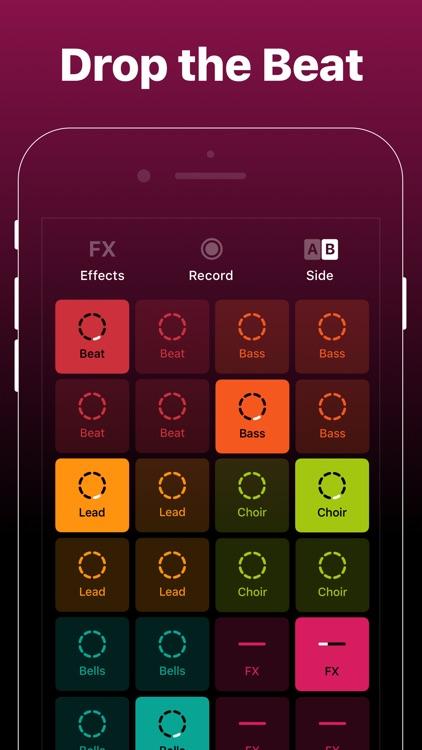 Groovepad - Music & Beat Maker screenshot-3