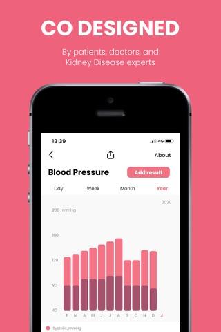 KAREL - Kidney Health Tracker - náhled