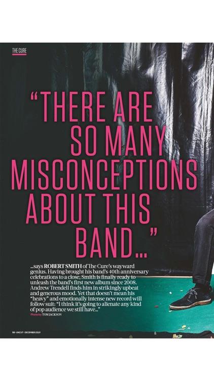 Uncut Magazine screenshot-4