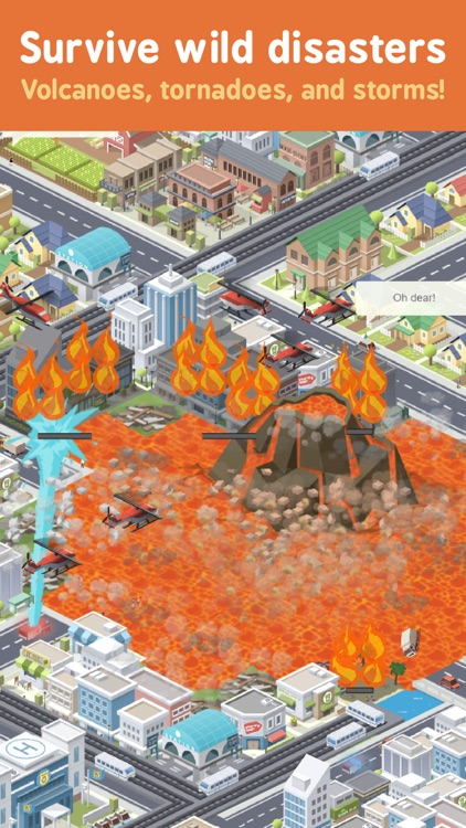 Pocket City screenshot-3