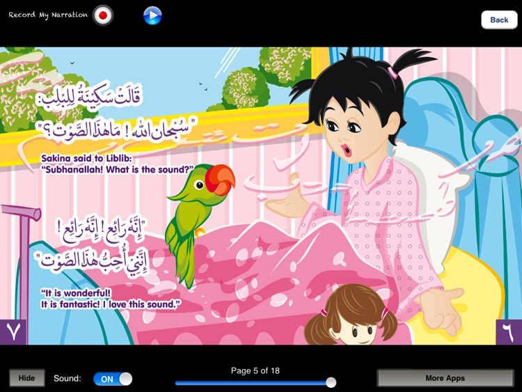 Sakina Series for iPad-Lite