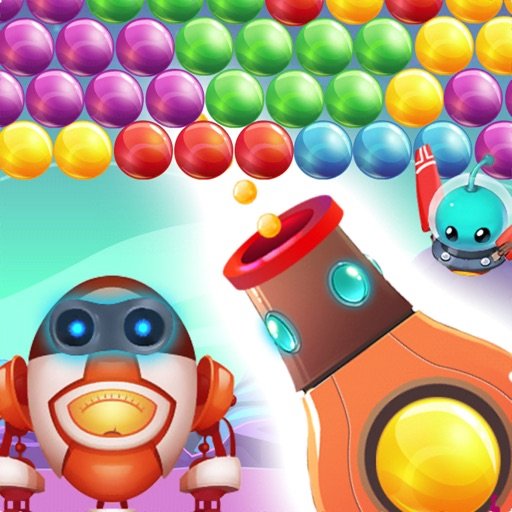 Bubble Shooter - Space