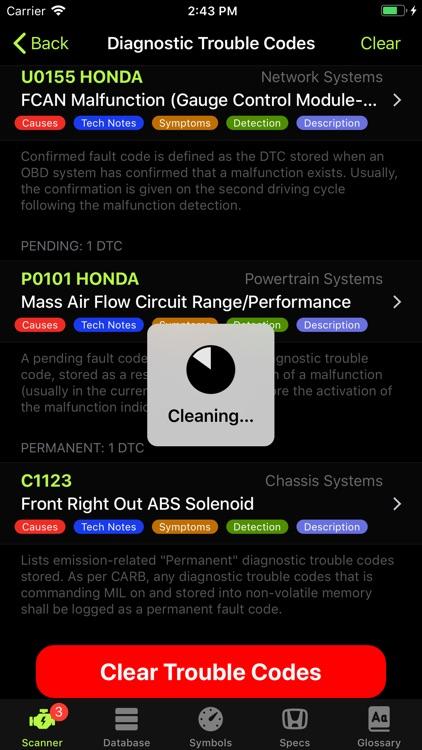Honda App screenshot-5