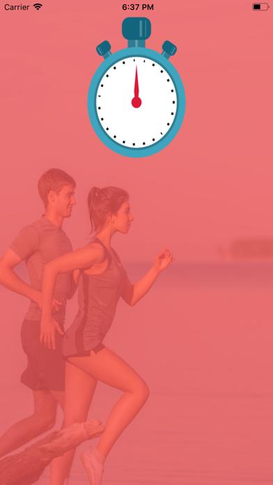Minimalist Stopwatch