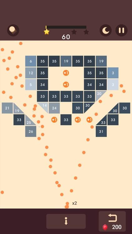 砖块消消消——超好玩的砖块游戏 screenshot-0