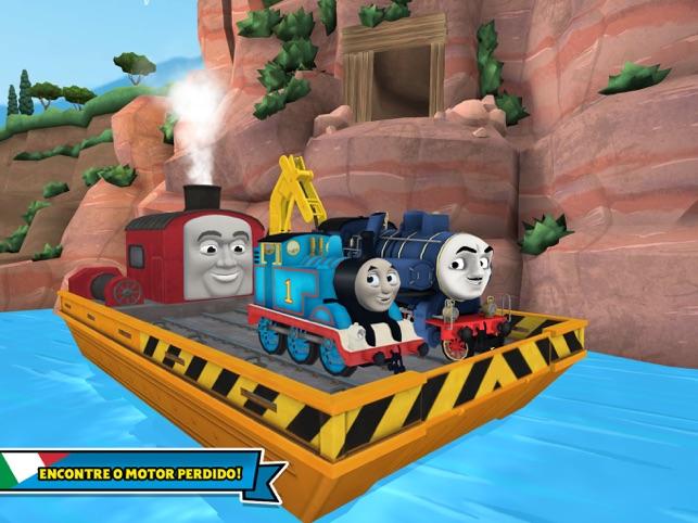 Thomas e Seus Amigos na App Store