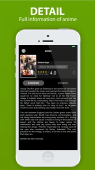 KizzAnime : Anime App Discover iphone images