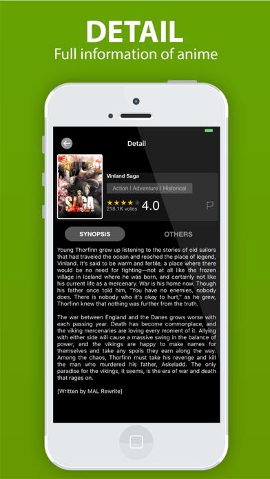 KizzAnime : Anime App Discover screenshot 6