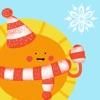 太阳的节气之旅-冬