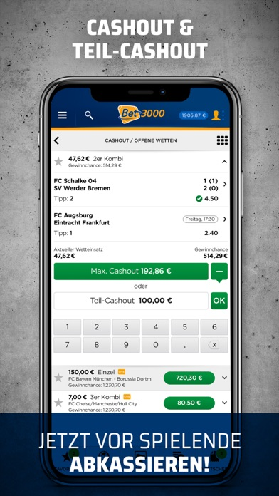 Bet3000 App Download