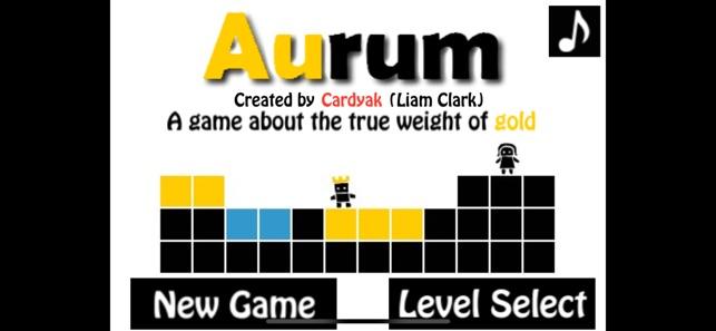 Aurum The Weight Of Gold