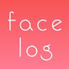 株式会社NTTドコモ - FACE LOG -スマホでスキンケア アートワーク